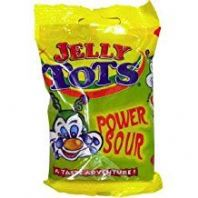 Jelly Totts - Power Sour